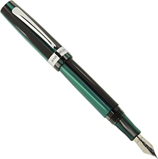 MONTEVERDE Giant Sequoia Fountain Pen - Extra Fine Nib Fountain Pen, green (MV32257)