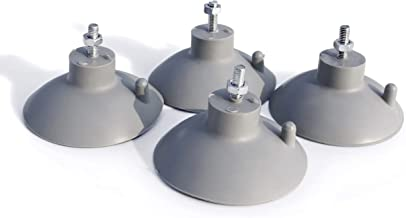 New Star 39665 Suction Cup Feet for Industrial Commercial French Fry Cutter, Set of 4