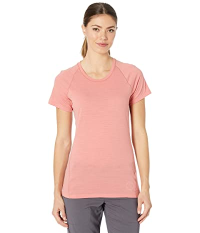 Smartwool Merino 150 Baselayer Short Sleeve (Tea Rose) Women