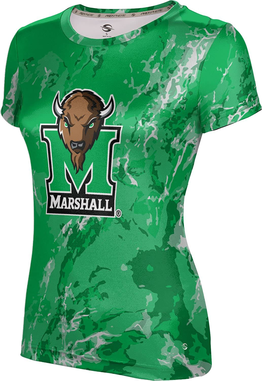 ProSphere Marshall University Girls' Performance T-Shirt (Marble)