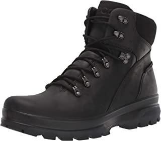 ECCO Men's Rugged Track Hydromax Water-Resistant Plain Toe Hiking Boot