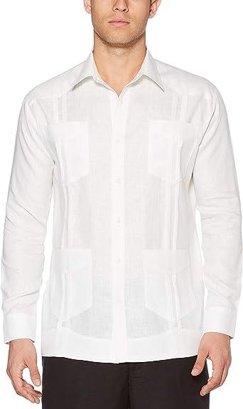 Cubavera - Camisa de manga larga para hombre, diseño ...