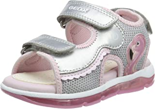 Geox Todo Girl B, Sandales Bout Ouvert Fille