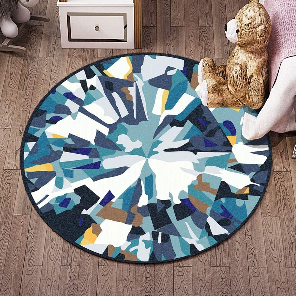 Carpets service Round Children Rugs Nursery N Mat Circle Play Free Shipping New Kids