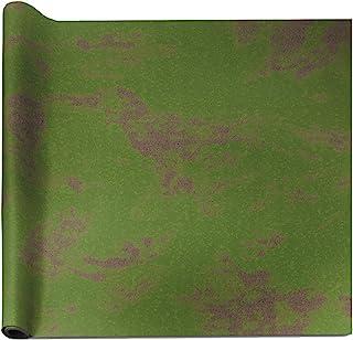 Stratagem 6' x 4' Open Field Grass Terrain Neoprene Tabletop Wargaming Grass Field Battlemat with Carrying Case