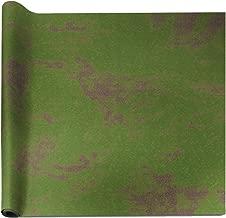 Stratagem 6' x 4' Open Field Grass Terrain Neoprene Tabletop Wargaming Grass Field Battlemat Carrying Case