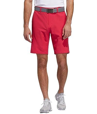 adidas Golf Ultimate365 Shorts (Power Pink) Men