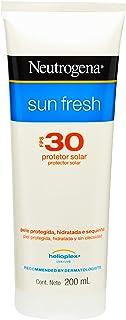 Protetor Solar Sun Fresh FPS 30, Neutrogena, 200ml
