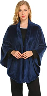 Best womens fleece poncho Reviews