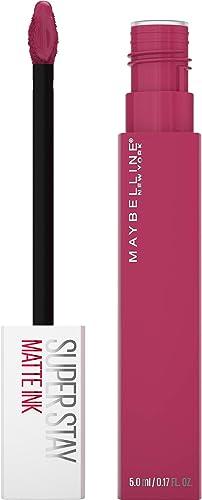 Batom Líquido Maybelline NY-Matte Ink Pink Edition Pathfinder, Maybelline, Rosa