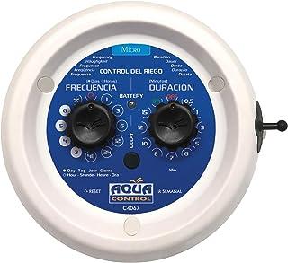 comprar comparacion Aqua Control C4067 Kit Autónomo Programable, con Programador, Bomba y Accesorios para un Riego Automático y sin Grifo, Gris