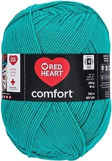Red Heart Comfort Yarn, Jade