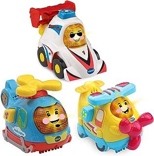 VTech Toot Toot Drivers 3 Car Pack Speedy Vehicles