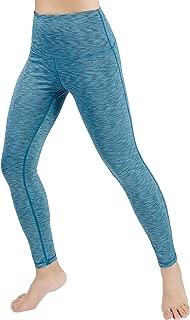 ODODOS Power Flex High-Waist Yoga Pants Tummy Workout Running Pant with Hidden Pocket