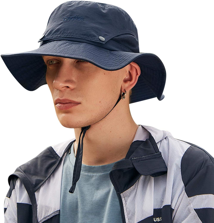 CACUSS Fishing Hat Women Sun セットアップ 50+ Protection 割引 UPF Wide Breathable