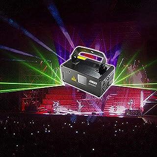 Sumger Professional DMX512 LED Stage Light RGB Laser Scanner DJ Disco Beam Stage Lighting..