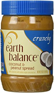 Earth Balance Coconut Peanut Butter Crunchy (2x16oz)