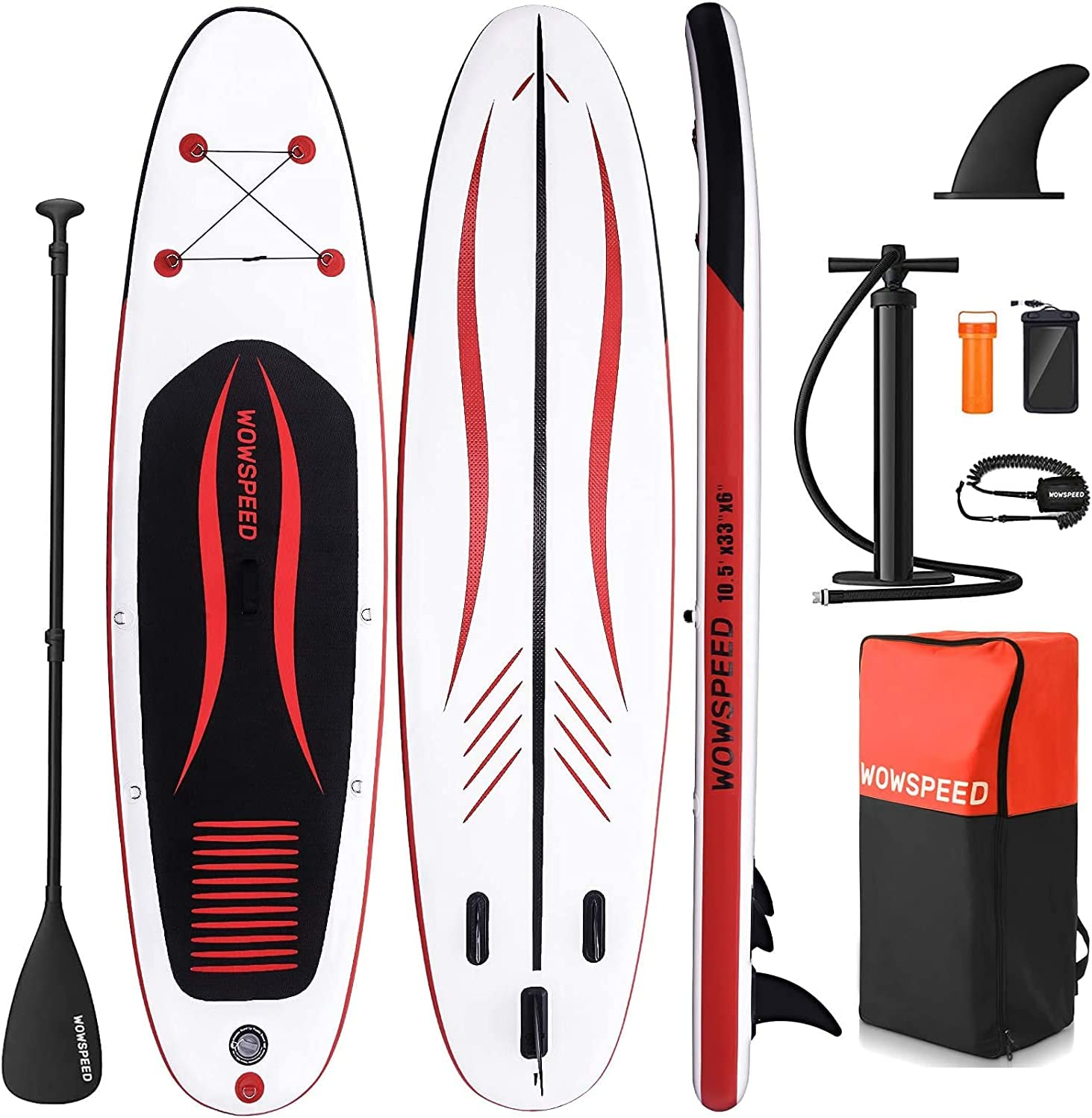 Paddle security Board Inflatable st 10'5×33