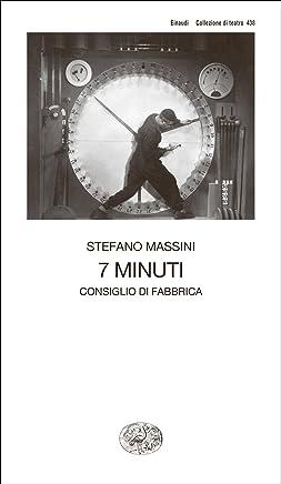 7 minuti: Consiglio di fabbrica (Collezione di teatro Vol. 438)