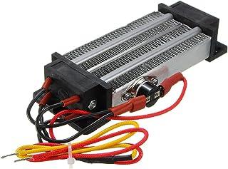 Ils - 500W AC 220V Calefactor del Elemento de calefacció de PTC Calefactor termostático de Cerámica