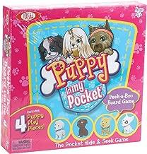puppy in my pocket book