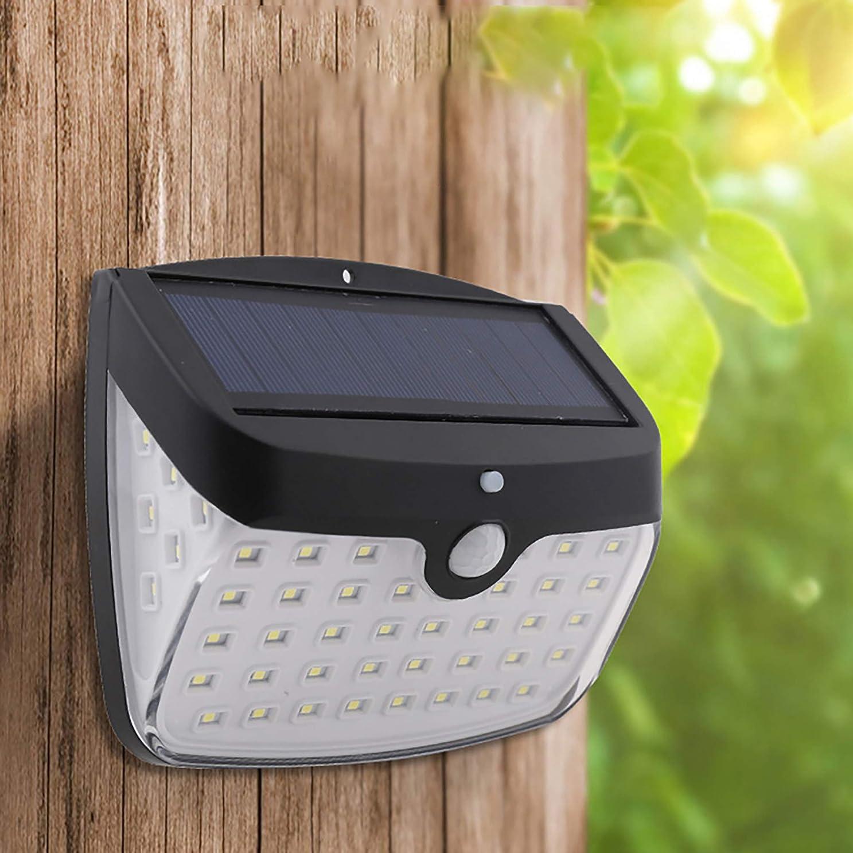 酸行く大使モーションセンサーウォールライト50 LED照明、簡単な設置、防水および日焼け防止、安全で省エネ、16 * 14 * 6CM