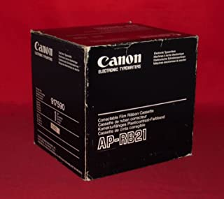 Canon Model AP-RB21 Correctable Film Typewriter Ribbon