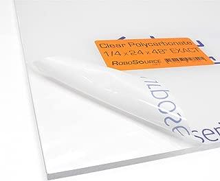 Polycarbonate Plastic Sheet 24