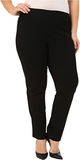 Plus Size Front Seam Pants