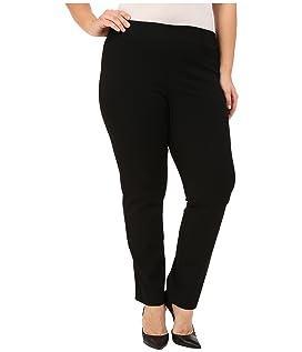 Plus Size Front Seam Pants