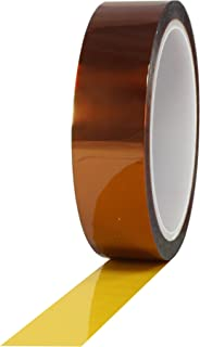 ProTapes Pro 950 Polyimide Film Tape, 7500V Dielectric Strength, 36 yds Length x 1/2
