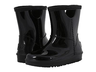 UGG Kids Rahjee (Toddler/Little Kid) (Black) Girls Shoes