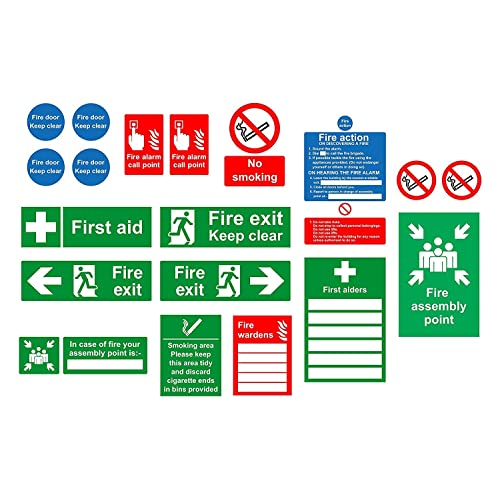 Glues, Epoxies & Cements Adhesives, Sealants & Tapes Shop For Cheap Health And Safety Green Safety Sticker Exit For Emergency Use Only Sticker High Resilience