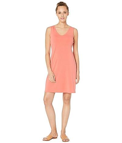 ExOfficio Wanderluxtm Ravenna Dress (Spiced Coral) Women