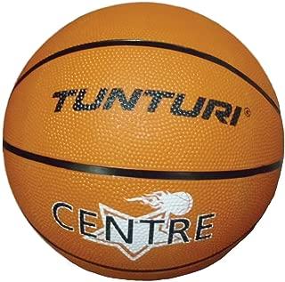 Taille 5 Orange//Bleu//Jaune Schildkr/öt Funsports 2287987 Ballon de Basketball Mixte Enfant