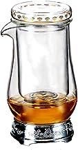 HJW Nuttige Waterkoker Theepot Cup Theepot Zwarte Thee Glas Verdikkingsmiddel Hittebestendig Filter Binaural Thee Huis The...