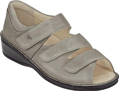 Finn Comfort Chaussures de Ville à à Lacets pour Femme gris gris  jusqu'à 50% de réduction