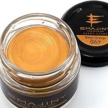 【プライムセール】EMAJINY Bitter Orange B67 エマジニー ビターオレンジカラーワックス 橙 36g 【日本製】【無香料】【シャンプーでサッと洗い流せる1日派手髪】