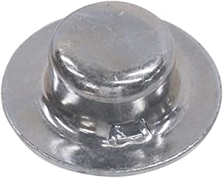 The Hillman Group The Hillman Group 888 Axle Pushnut Fastener 7/16 in. 12-Pack