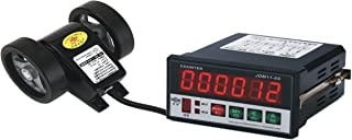 Digital Length Meter Counter Length Measuring Wheels with Control Function Accuracy in 1 Millimeter