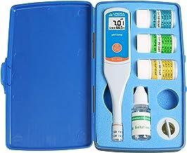 Apera Instruments SX620 pH Pen Tester Kit with 0.01 pH Accuracy, 3-Point Auto. Calibration, ATC