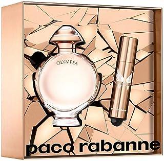 paco rabbane Olympea For Women Eau De Parfum, 50 ml+10 ml Trave Spray Set