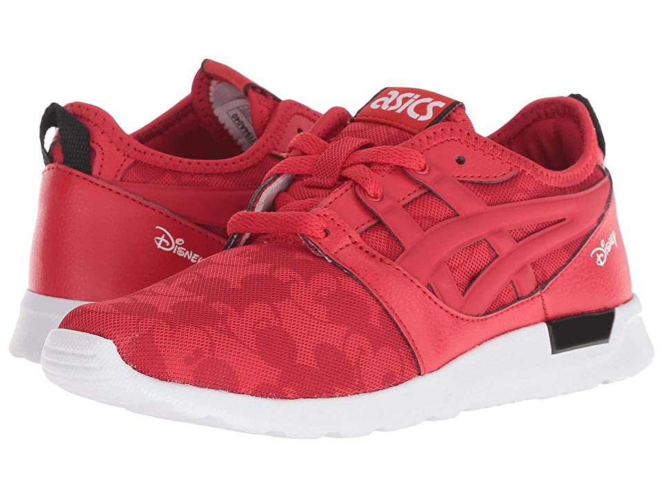 ASICS Kids Tiger Gel-Lyte Hikari Mickey Mouse (Toddler/Little Kid) (Classic Red) Kids Shoes