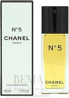 Chanel No.5 Eau De Toilette Spray Non-Refillable - 50ml/1.7oz