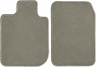 GGBAILEY D60356-F1A-GY Custom Fit Car Mats for 2017, 2018, 2019 Land Rover Discovery Grey Driver & Passenger Floor