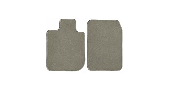 GG Bailey D51525-F1A-GY Gray Front Set Custom Car Mat