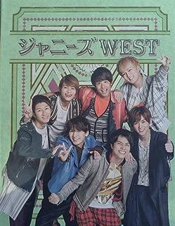 ジャニーズWEST ジャニーズショップ フォトブック2018 フォトBOOK 10/29発売