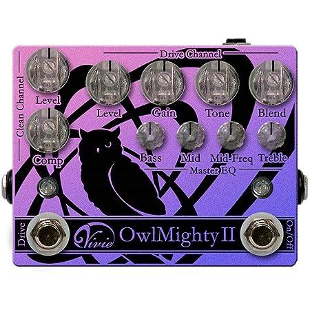 Vivie OwlMighty II BassPreamp ベースプリアンプ