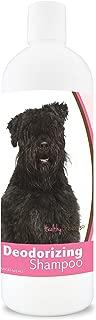 Healthy Breeds Dog Deodorizing Shampoo - Sweet Pea & Vanilla Scent - Hypoallergenic and pH Balanced Formula - 16 oz