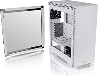 Thermaltake S500 Tempered Glass Snow Edition Mid-Tower Chassis/PC Case